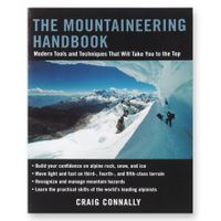 Review of The Mountaineering Handbook by Craig Connally