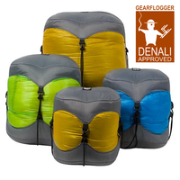 GearFlogger reviews the Granite Gear Air Bloc Solid compression sack