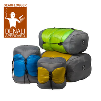 GearFlogger reviews teh Granite Gear AirVent DryBloc Solid compression sack drybag