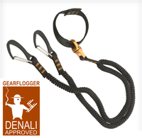 GearFlogger reviews the Black Diamond Spinner leash