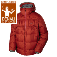 GearFlogger reviews the Sierra Designs Flex down jacket