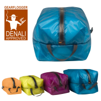GearFlogger reviews the Granite Gear Air Space storage sacks
