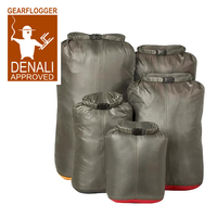 GearFlogger reviews the Granite Gear AirVent HD Reduction DryBloc drybag