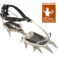 GearFlogger reviews the Black Diamond Sabretooth Pro crampons