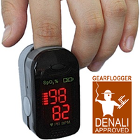GearFlogger reviews the Brooks-Range Finger Pulse Oximeter