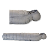 GearFlogger reviews the Sierra Designs Vapor 15 sleeping bag