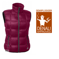 GearFlogger reviews the First Ascent Downlight vest