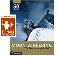 GearFlogger reviews Mountaineering: The Freedom of the Hills, 8th Edition