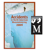GearFlogger reviews Accidents in North American Mountaineering 2009