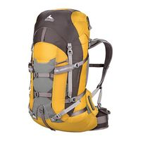 GearFlogger reviews the Gregory Alpinisto 35 pack