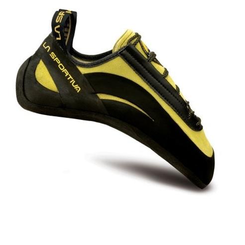 GearFlogger reviews the La Sportiva Miura rock shoe