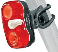 GearFlogger reviews the Princeton Tec Swerve rear bike light