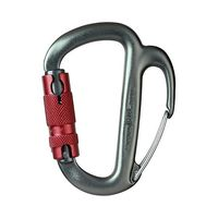 GearFlogger reviews the Petzl Freino belay carabiner