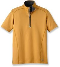 GearFlogger reviews the REI Venturi Quarter-Zip shirt
