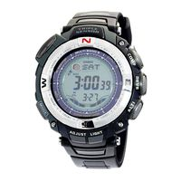 GearFlogger reviews the Casio Pathfinder 1500-1V watch