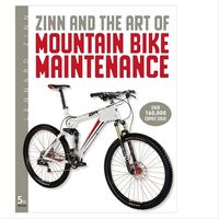 GearFlogger reviews Zinn and the Art of Mountain Bike Maintenance
