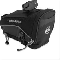 GearFlogger reviews the Novara Expanding Wedge seat bag