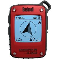 GearFlogger reviews the Bushnell BackTrack D-Tour GPS