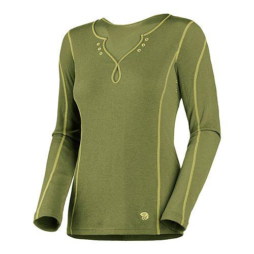 GearFlogger reviews the Mountain Hardwear Pandra Double T shirt