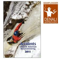 GearFlogger reviews Accidents in North American Mountaineering 2011
