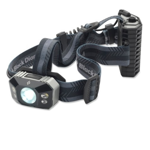 GearFlogger reviews the Black Diamond Icon headlamp
