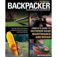 GearFlogger reviews the Backpacker Complete Guide to Outdoor Gear Maintenance and Repair