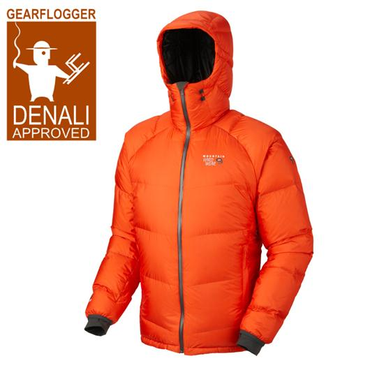 GearFlogger reviews the Mountain Hardwear Nilas down jacket