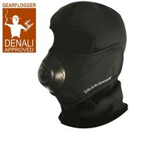 GearFlogger reviews the Talus ColdAvenger balaclava