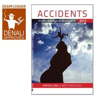 GearFlogger reviews Accidents in North American Mountaineering 2012