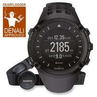 GearFlogger reviews the Suunto Ambit ABC GPS HRM watch