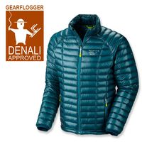 GearFlogger reviews the Mountain Hardwear Ghost Whisperer down jacket