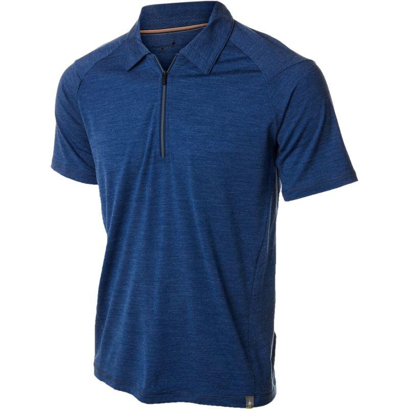 Gearflogger reviews the Smartwool Teller zip polo shirt