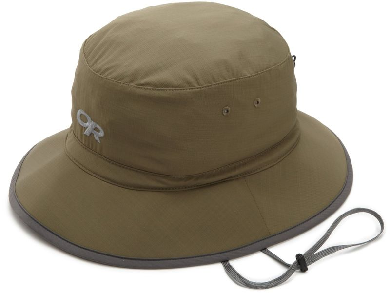 Gearflogger reviews the Outdoor Research Sun Bucket hat