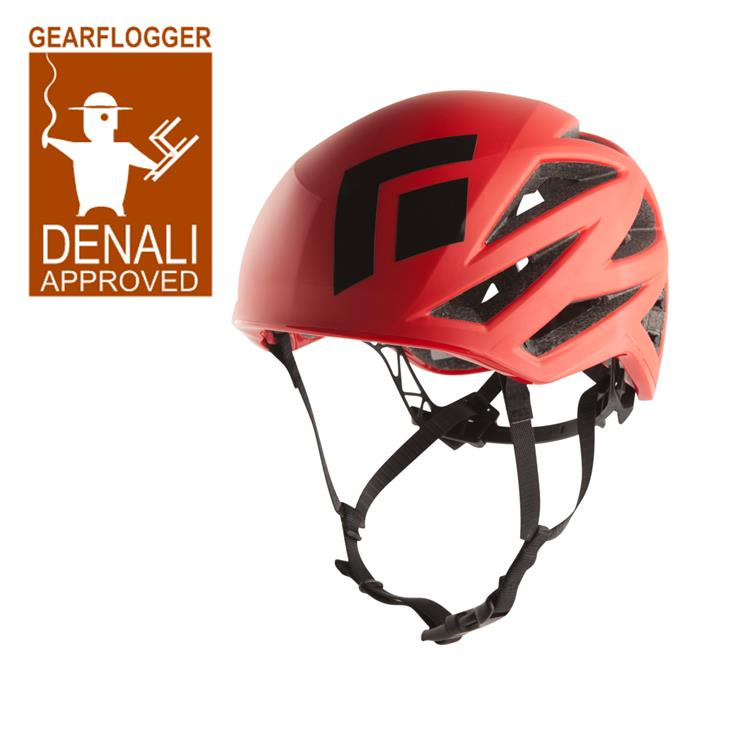 GearFlogger reviews the Black Diamond Vapor helmet