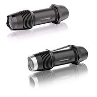 GearFlogger reviews the LED Lenser F1 flashlight