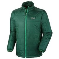 Gearflogger reviews the Mountain Hardwear Thermostatic jacket
