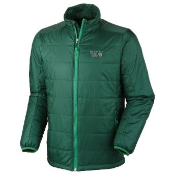 Gearflogger reviews the Mountain Hardwear Thermostatic jacket