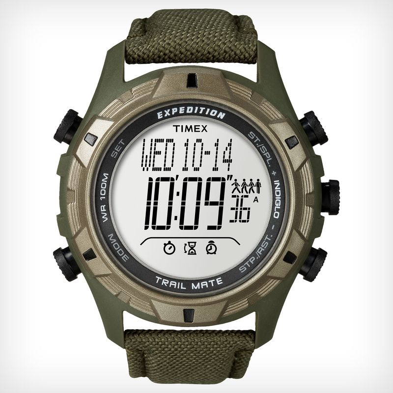 Gearflogger reviews the Timex Expedition Trail Mate watch