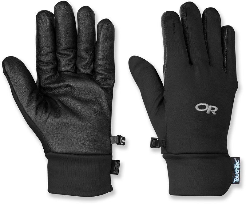 Gearflogger reviews the Outdoor Research Sensor Glove