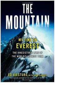 Gearflogger reviews The Mountain by Ed Viesturs