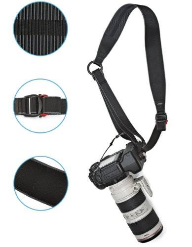 Gearflogger reviews the Joby Pro Sling Strap