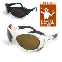 Gearflogger reviews Julbo Explorer glacier glasses