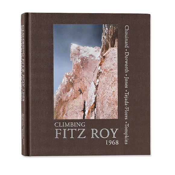 Gearflogger reviews Climbing Fitz Roy 1968 by Yvon Chouinard et al