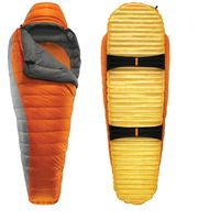 Gearflogger reviews the Therm-a-Rest Antares sleeping bag