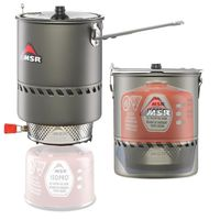 Gearflogger reviews the MSR Reactor stove