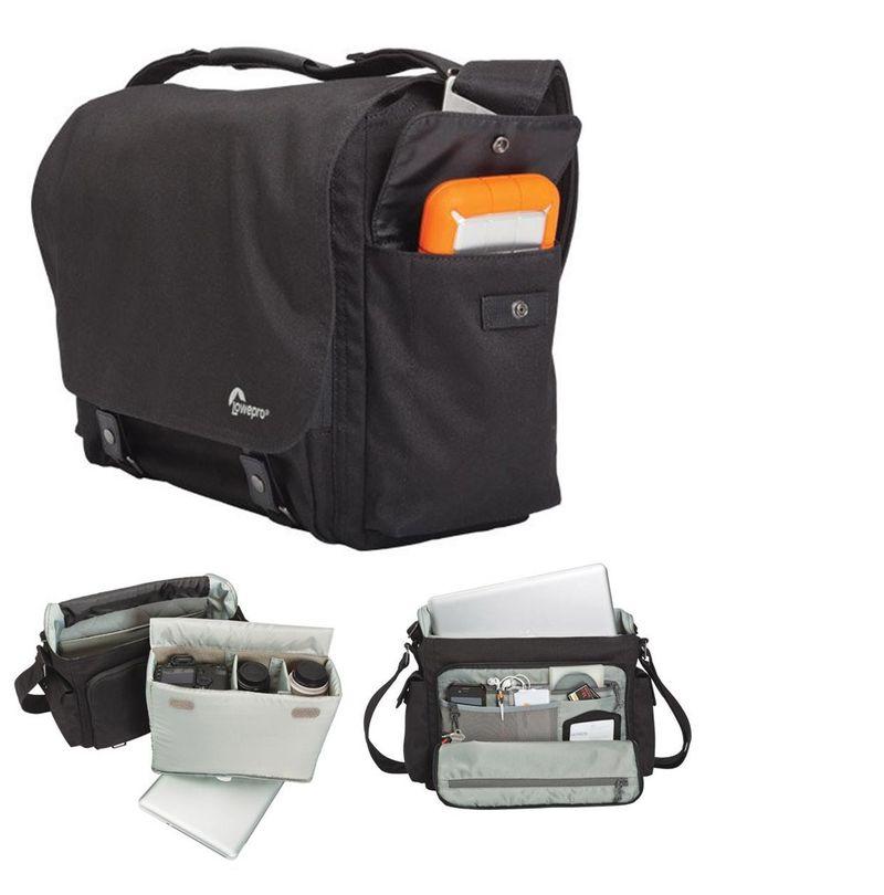 Gearflogger reviews the Lowepro Urban Reporter 250 photographer's bag