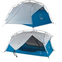 Gearflogger reviews the Sierra Designs Flash 2 tent