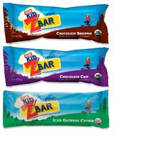 Gearflogger reviews Clif Kidz Bars