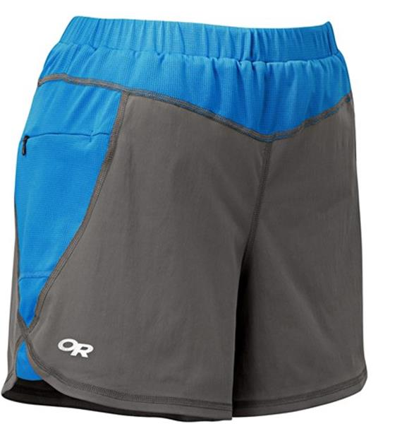 Gearflogger reviews Outdoor Research Throttle shorts