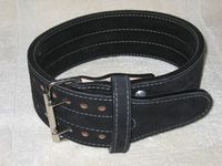 Gearflogger reviews the Best Belts powerlifting belt